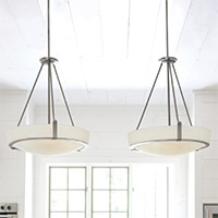 Kitchen Bowl Pendants