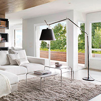 Floor Lamps · Living Room Table Lamps