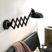 Bedroom Plug-In Wall Lights