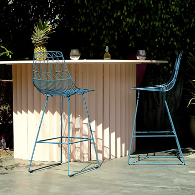 Outdoor Furniture Stools