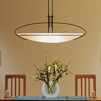 Dining Room Bowl Pendants