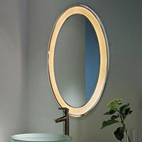 Bathroom Furnishings Mirrors