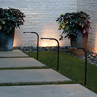 Outdoor & Landscape Bollard Lights
