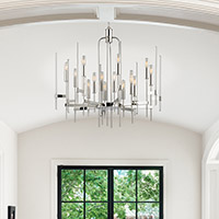 Chandeliers · Entryway U0026 Foyer Lighting Pendants