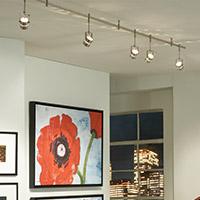 Living Room Track & Monorail Lighting