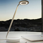 Design Desk and Table Lamps