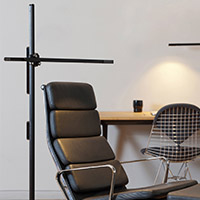 Home Office & Work Space Floor Lamps