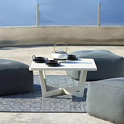 Outdoor Lounge Furniture Coffee Tables