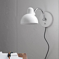 Wall Sconces Plug-In Wall Lights