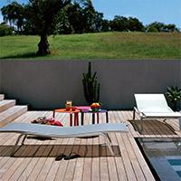 Outdoor Furniture Chaises & Hammocks