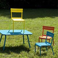 Outdoor Furniture Kids Dining