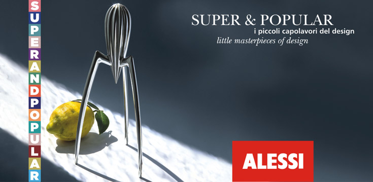 Alessi Super & Popular Collection