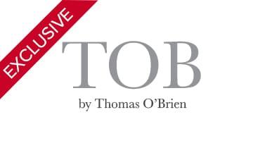TOB by Thomas O'Brien.