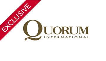 Quorum International.