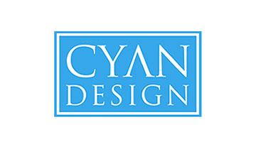 Cyan Design.