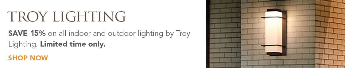 Troy Lighting Sale