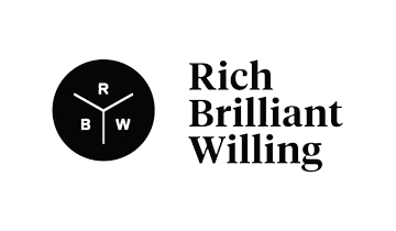 Rich Brilliant Willing.