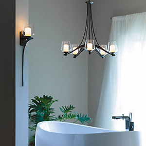 Antasia Bathroom Wall Sconce by Hubbardton Forge