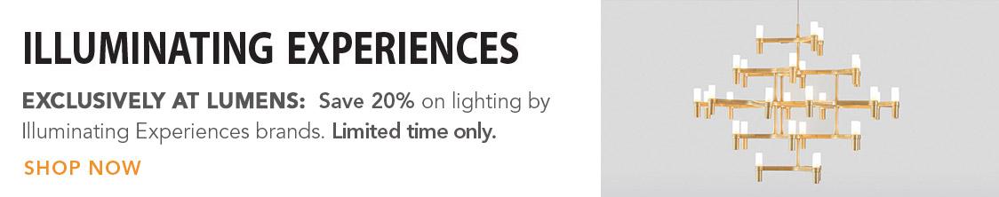 Illuminating Experiences Sale